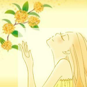 金木犀の香水が止める、底の見えないあなたの食欲
